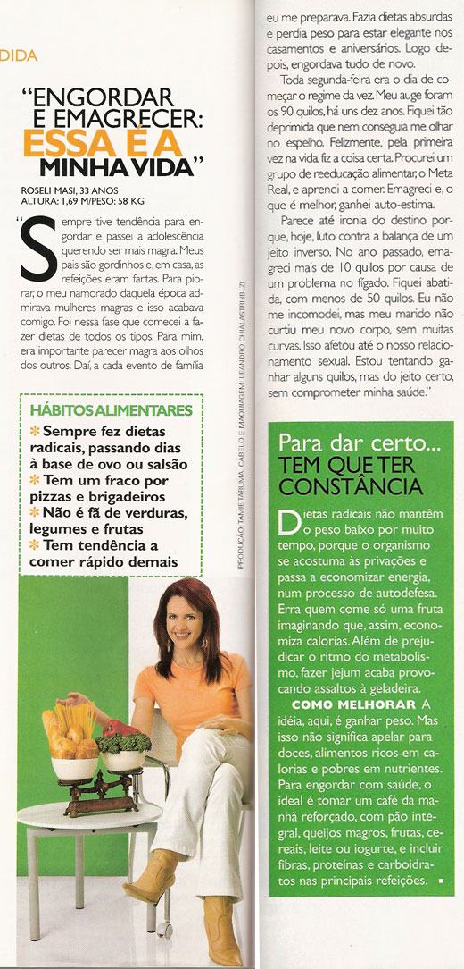 Marie Claire Julho